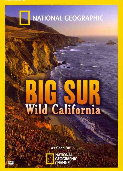 BIG SUR:WILD CALIFORNIA (DVD)