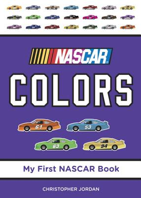 NASCAR Colors By Jordan, Christopher
